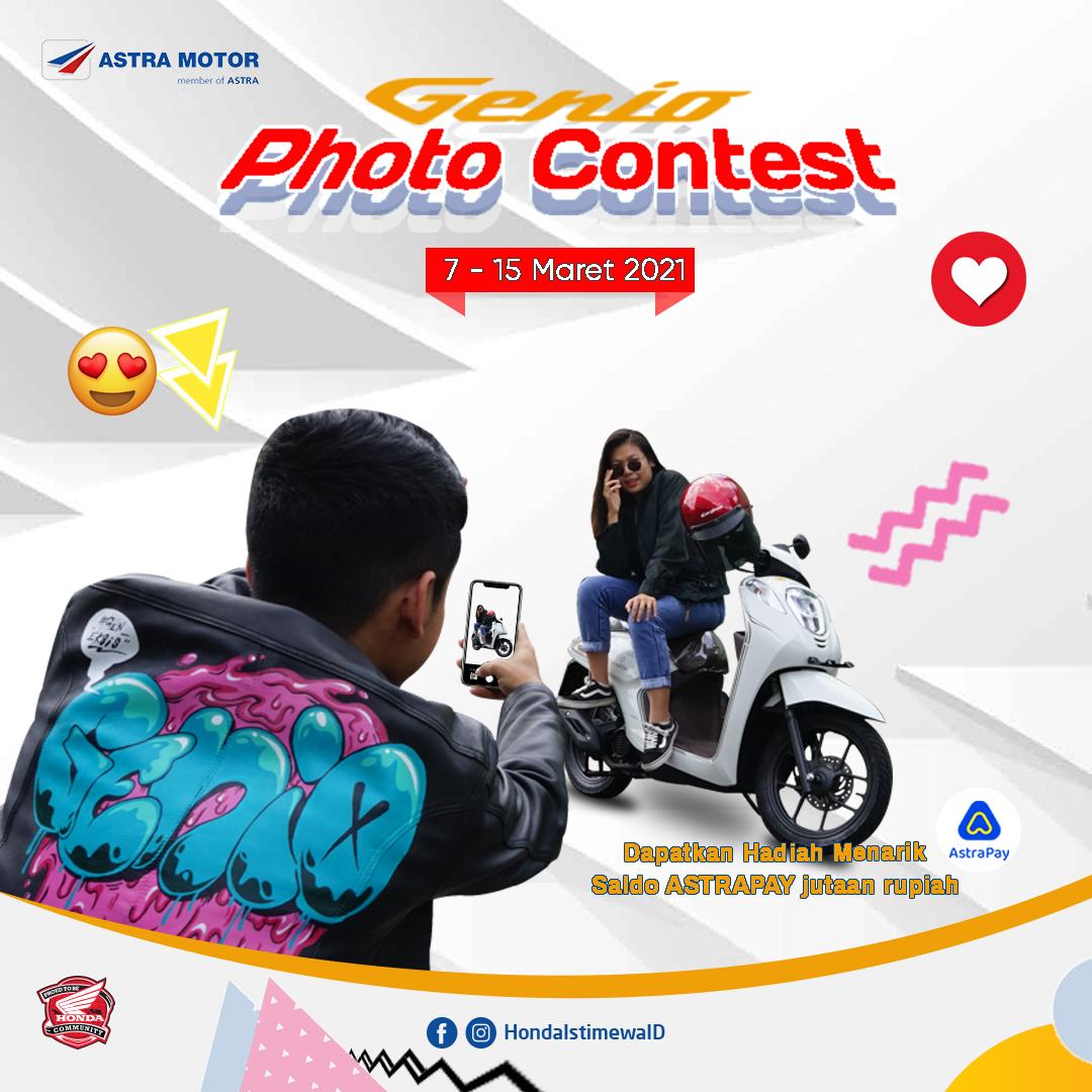 Genio Photo Contest