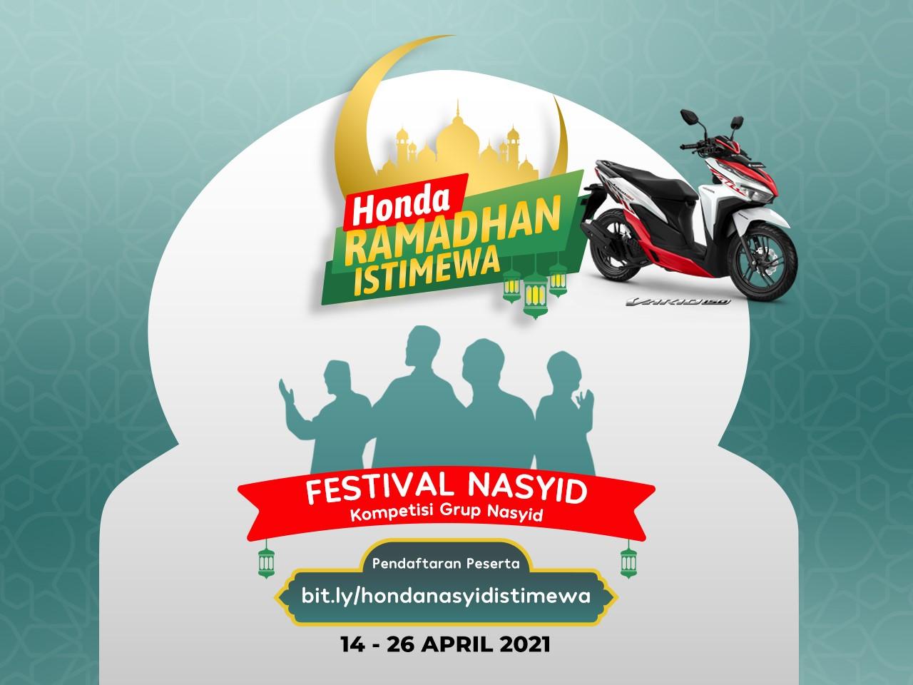 Honda Nasyid Competition