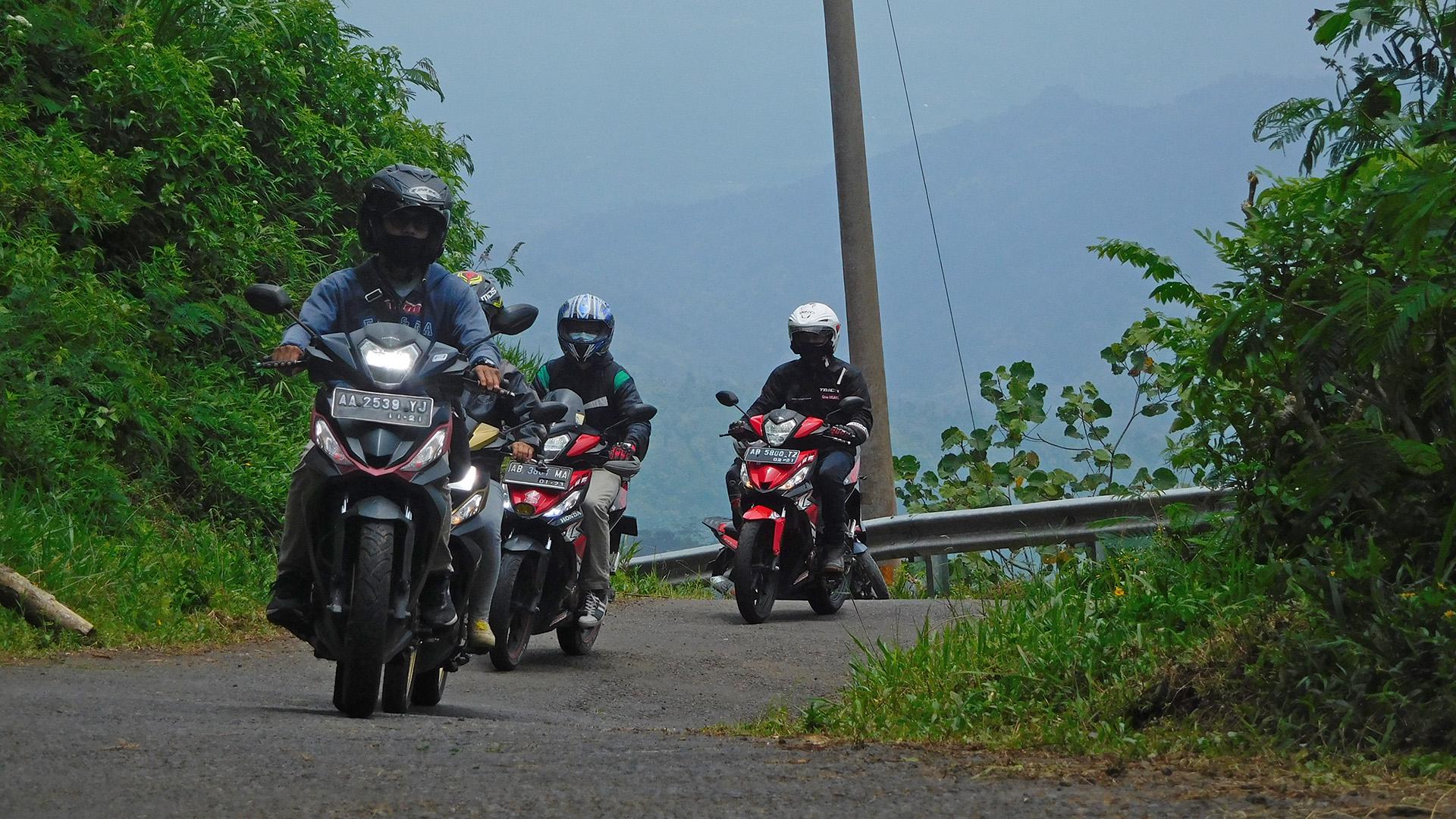 Supra GTR150 Journey: The Jewel of Java