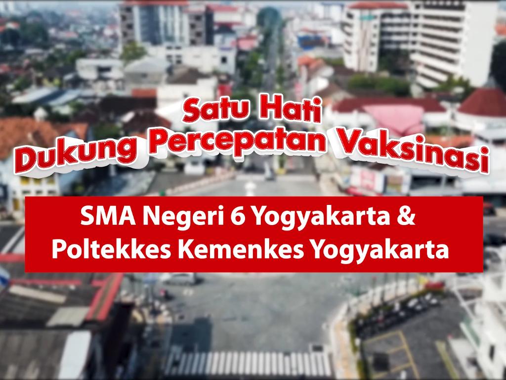 Honda Berbagi - SMA N 6 Yogyakarta & Poltekkes Kemenkes Yogyakarta
