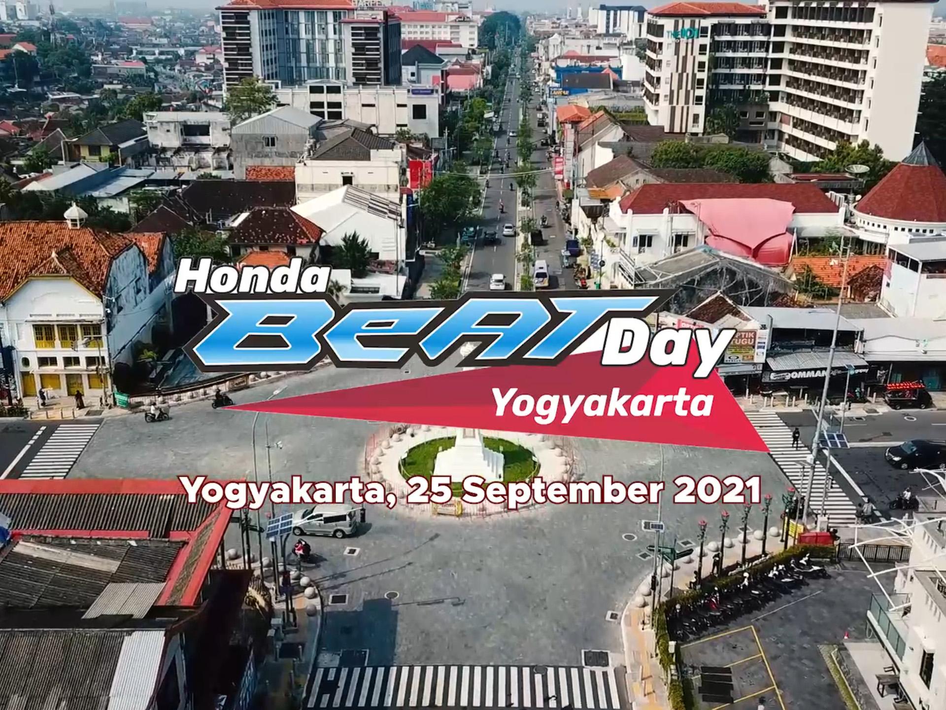 Honda BeAT Day Yogyakarta 2021