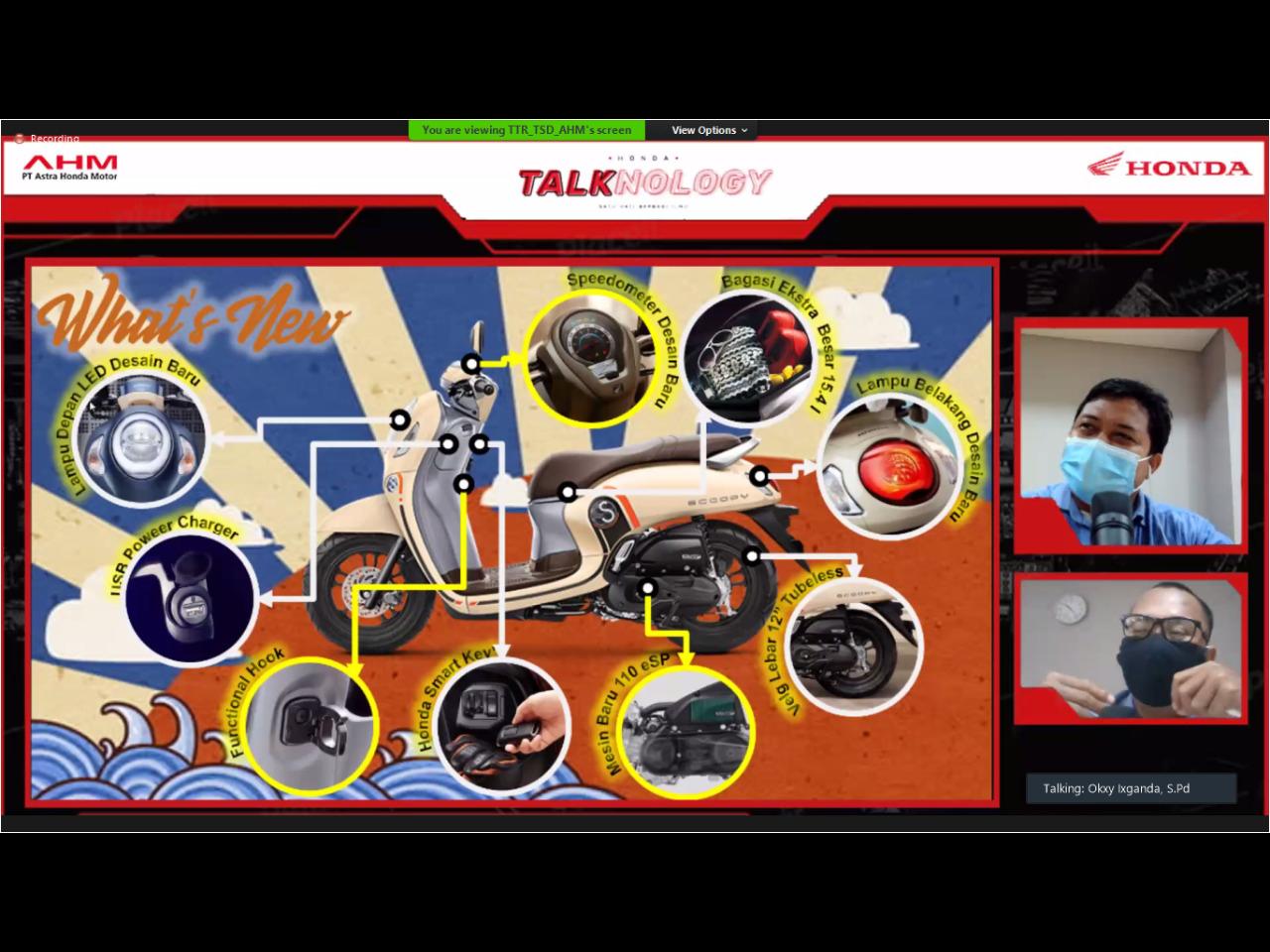 Honda Talknology, Inovasi Pengembangan Kompetensi Guru Vokasi Astra Honda
