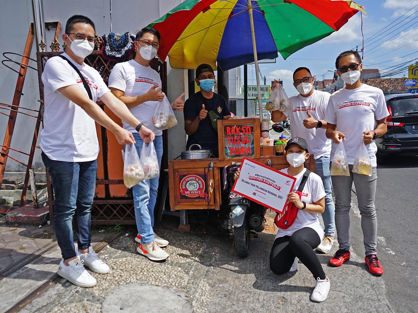 """Kejutan Istimewa untuk """"Para Pejuang"""" Dari Astra Motor Yogyakarta"""