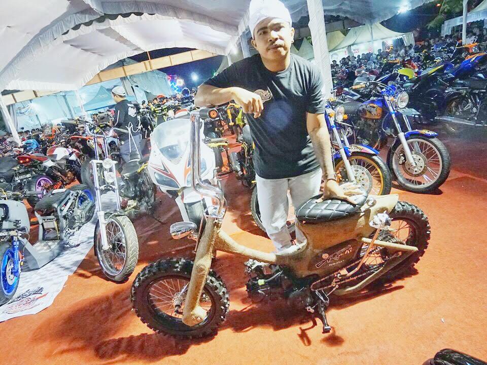 AHM Gelar Honda Modif Contest 2021